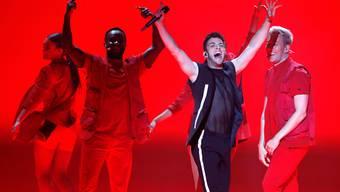 Luca Hänni erfolgreich am Eurovision Song Contest in Tel Aviv