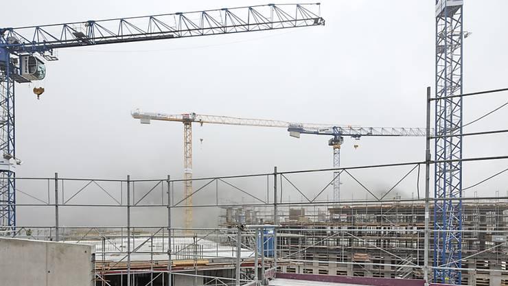 Absprachen auf dem Bau im Münstertal: Die WEKO und der Graubündnerische Baumeisterverband haben nicht die gleiche Sicht der Dinge (Themenbild).