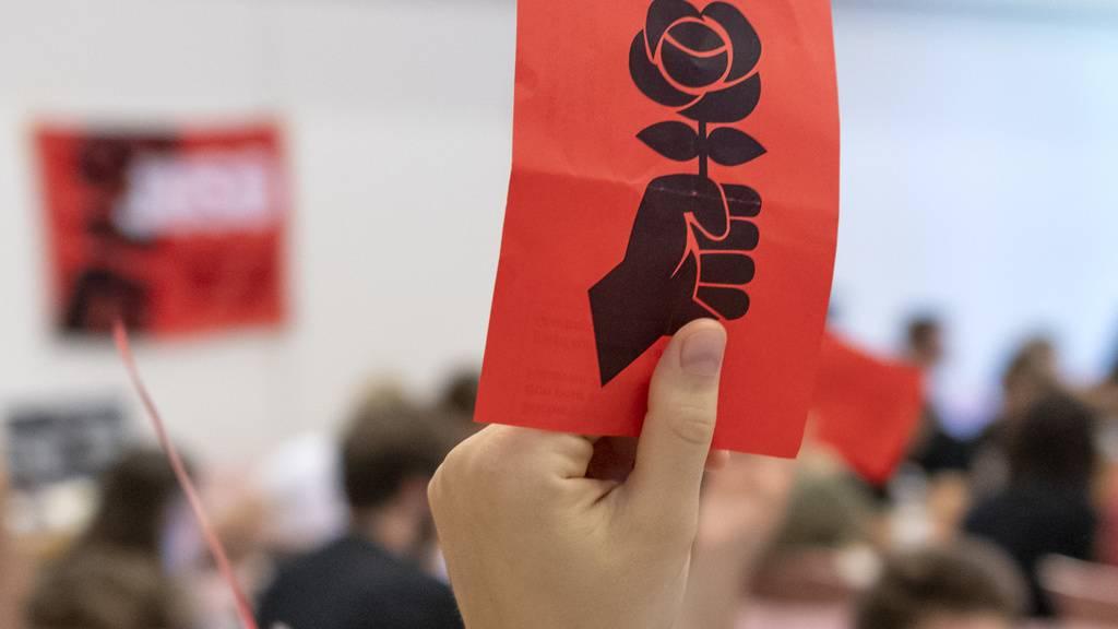 Juso fordern «Verjüngung» und «erhöhte Sichtbarkeit der Frauen»