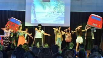 Abschlussfeier der Kreisschule Bechburg