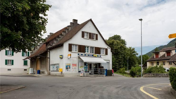 Bis zur Neueröffnung bleibt der Ladenbetrieb gewährleistet im heutigen Gebäude im Oberdorf. Sandra Ardizzone