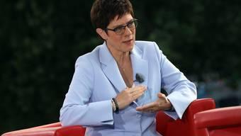 CDU-Chefin Annegret Kramp-Karrenbauer.