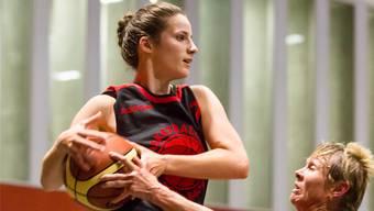 Blickt in die neue Saison: Captain Cinzia Ferrari bei einem Vorbereitungsspiel.