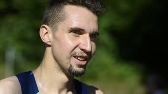 Julien Wanders blickt dem Start in Polen zuversichtlich entgegen.