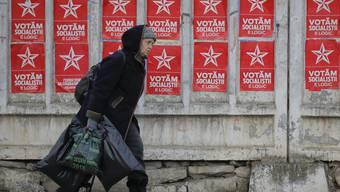 Am Sonntag stehen in Moldawien Parlamentswahlen an.