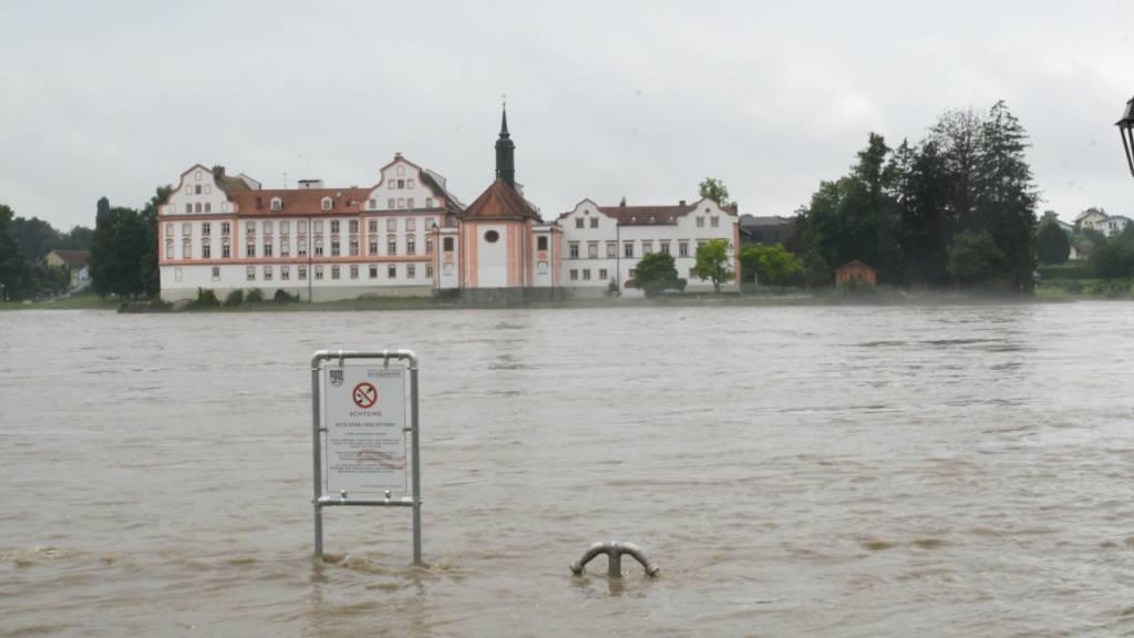 Erneut schwere Unwetter in Nieder- und Oberösterreich