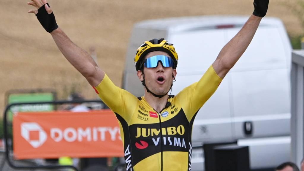 Erneuter Sieg für Van Aert