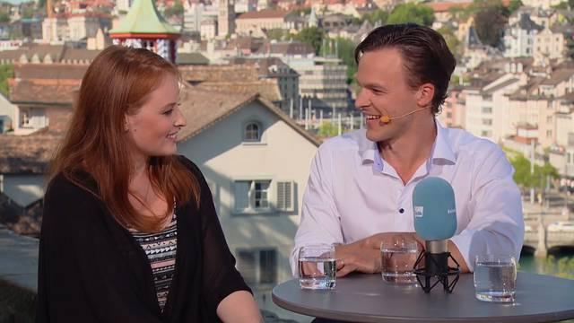 Ellen und Bastien Girod sprechen über ihr recht perfektes Privatleben