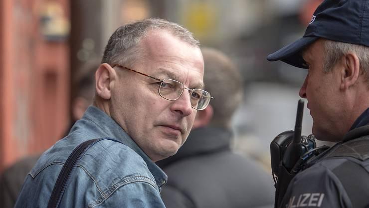Die Erkenntnis, dass es legitim ist, Eric Weber als Nazi zu bezeichnen, kostet den Staat mehr als 10 000 Franken.