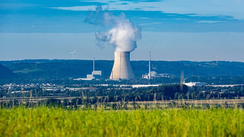 2,4 Milliarden Euro für deutsche AkW-Betreiber wegen Ausstiegs
