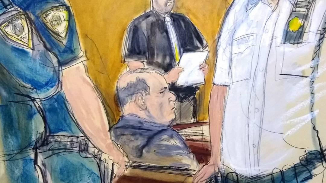 #MeToo: Harvey Weinstein nach Herz-Operation im Gefängnis