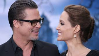 Angelina Jolie und Brad Pitt Gemeinsame Bilder vom roten Teppich gehören fortan der Vergangenheit an: Angelina Jolie und Brad Pitt gehen getrennte Wege. (Archivbild)