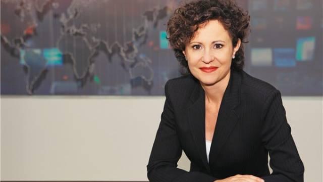 Die «Tagesschau»-Journalistin Beatrice Müller hat einen heiklen Nebenjob. Foto: Merly Knörle - SF