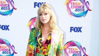 Taylor Swift hat sich zu einer mündigen Person gewandelt. Das steht ihr gut. Quelle: Getty Images
