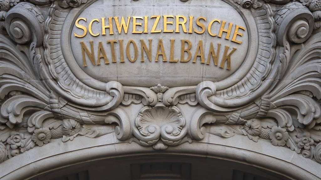 SNB-Sichtguthaben sinken erneut
