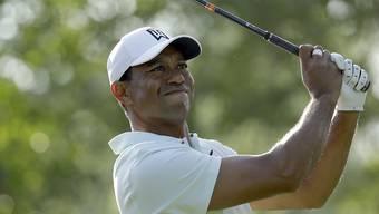 Tiger Woods ist nach wie vor etwas skeptisch