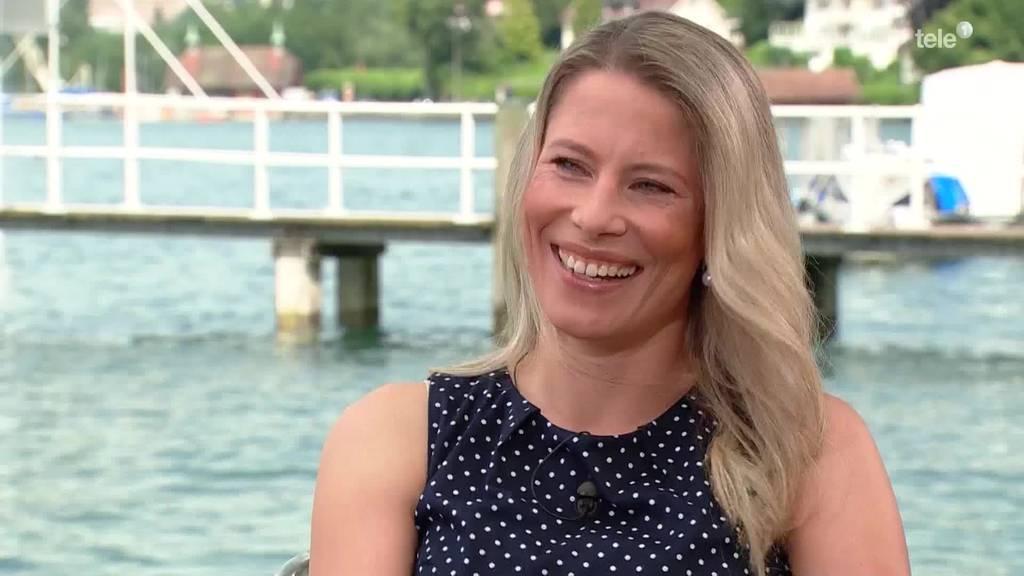 Sonia Kälin, Schwingerkönigin und Schiedsrichterin «Donnschtig-Jass»