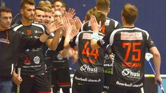 Unihockey Mittelland kann zufrieden sein mit der bisherigen Saison.