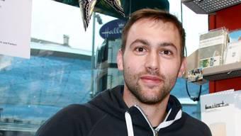 Handballer Marcel Hess ist mit 455 Einsätzen in der NLA ein Rekordhalter.