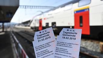 SBB-Tageskarten können nach dem Gültigkeitstag für 25 Franken gekauft werden. (Themenbild)