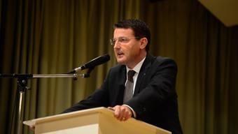 SVP-Parteipräsident Thomas Burgherr: «Das Chaos wird grösser, der Kollaps droht. Jetzt braucht es Kantone, die hinstehen und eine Umkehr fordern.»