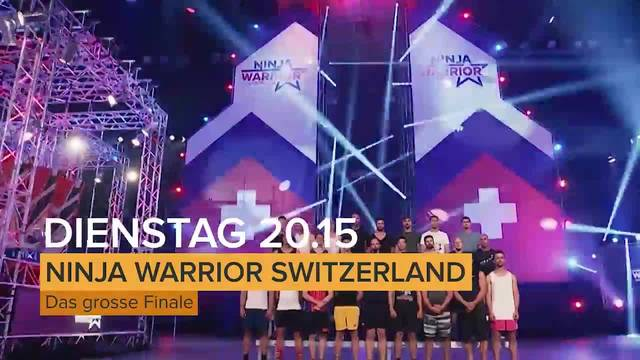 Trailer Ninja Warrior Switzerland S01E06 KW47