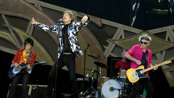 Rolling Stones in Zürich