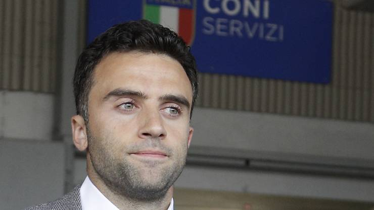 Giuseppe Rossi wird nur abgemahnt