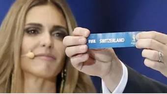 Die Schweiz in Topf zwei. Die Schweizer Nationalmannschaft rangiert im FIFA-Ranking neu im 11. Rang