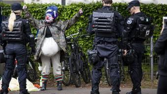 Am 1. Mai hatte die Zürcher Polizei Ansammlungen aufgelöst und eine Demonstration verhindert.