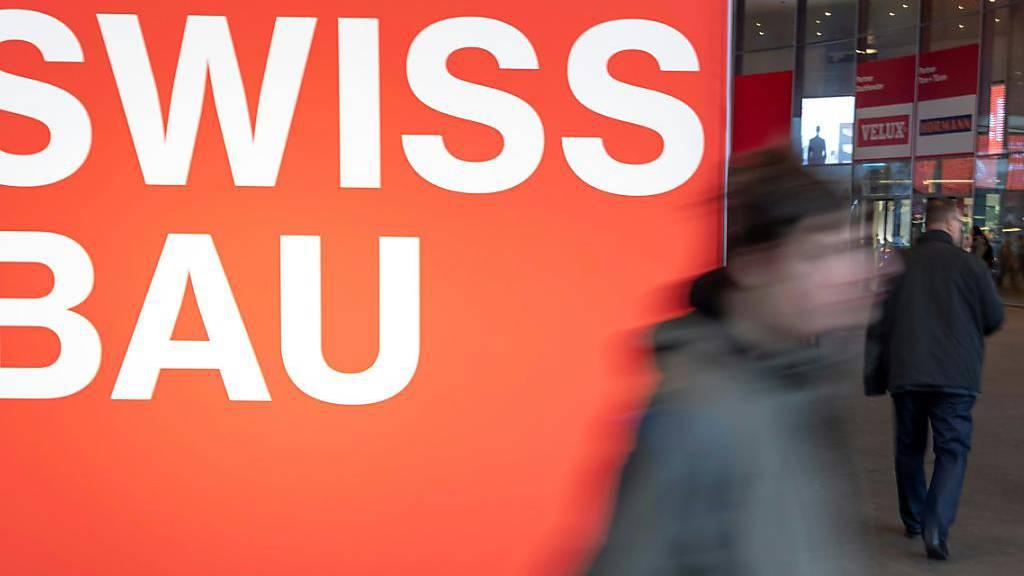 Swissbau öffnet für fünf Tage in Basel ihre Tore