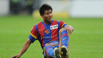 Neuzugang Kwang Ryong Pak schoss das 1:0 für den FCB