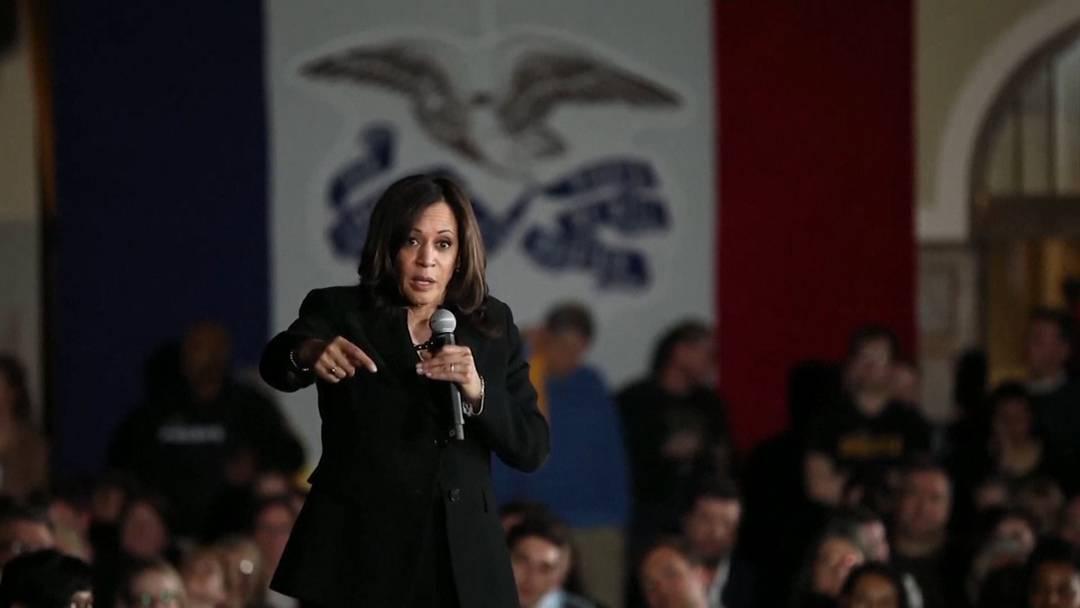 Joe Biden macht Kamala Harris zu seiner Vizepräsidentin