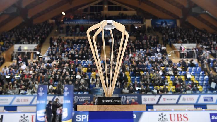 Der Spengler Cup bringt eine fast hundertprozentige Zuschauer-Auslastung