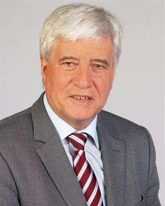 Georges Thüring, SVP.