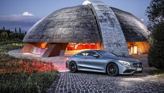 Mercedes S-Klasse Coupé AMG