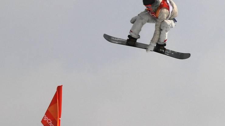 Redmond Gerard fliegt in Pyeongchang überraschend zu Gold
