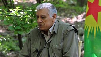 PKK-Führungsmitglied Cemil Bayik (Archiv)