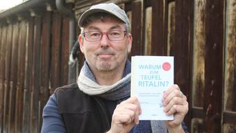 Stephan Rey will mit seinem Buch ADHS-Patienten eine Stimme geben.