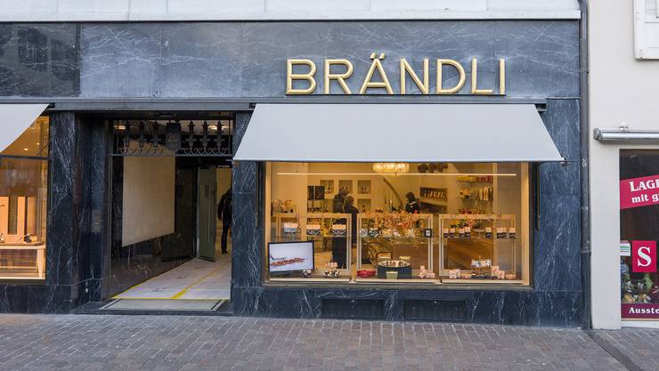 Die Confiserie Brändli verlässt das altehrwürdige Gebäude am Barfüsserplatz – und eröffnet wenige Meter entfernt ein grösseres Café.