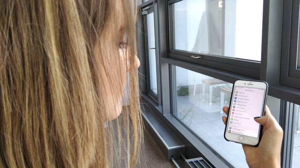 Smartphones haben jetzt eine eigene Corona-Warnfunktion