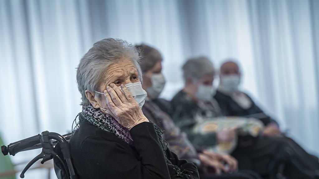 In der Schweiz schwindet das Vertrauen in Pflegeheime