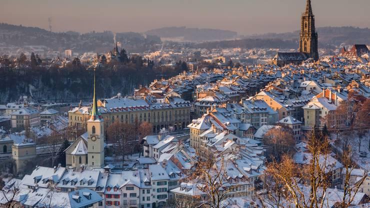Die Stadt Bern will wachsen.