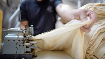 Swiss Textiles will die gesamte Wertschöpfungskette durchleuchten und nachhaltiger gestalten.