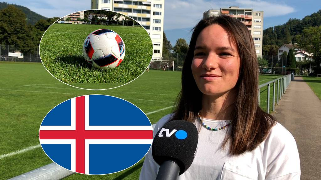 Abenteuer im hohen Norden: Eine Wattwilerin als Profifussballerin in Island