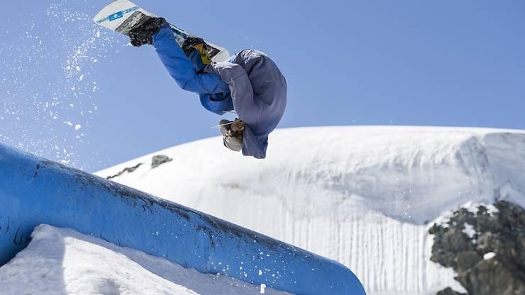 Auch bei Wintersportlern ist die Destination Schweiz wieder gefragter (Archivbild)