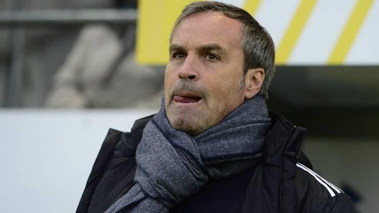 Wohlen-Coach Martin Rueda ist nicht für Gefühlsausbrüche bekannt.