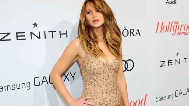 Wehrt sich gegen den Mager-Wahn in Hollywood: Schauspielerin Jennifer Lawrence (Archiv)