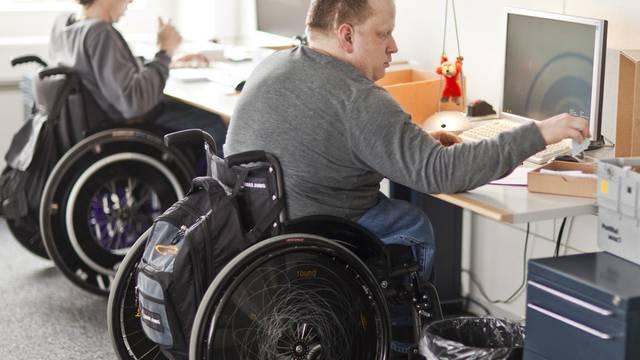 Das Recht auf Arbeit für Behinderte als Stolperstein