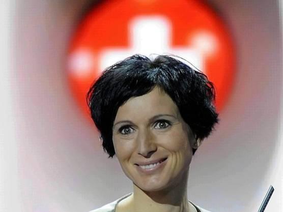 Pascale Bruderer (SP), jüngste Nationalratspräsidentin.